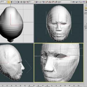 3DCG表現研究