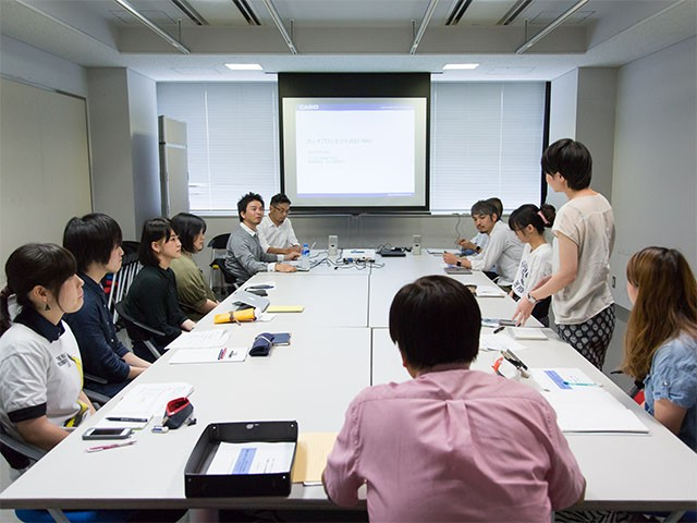 演習室A〜G