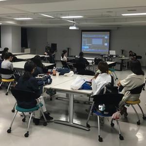 【授業潜入】サウンドデザイン ランチタイムライブ!