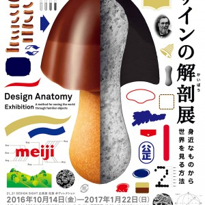 デザインの解剖展: 身近なものから世界を見る方法