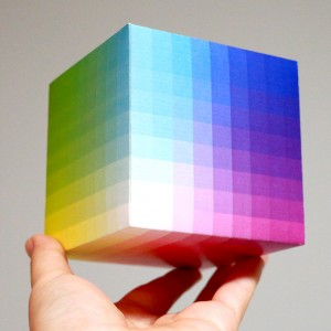 【授業潜入】情報処理I 〜立ちはだかる壁、カラーキューブ〜